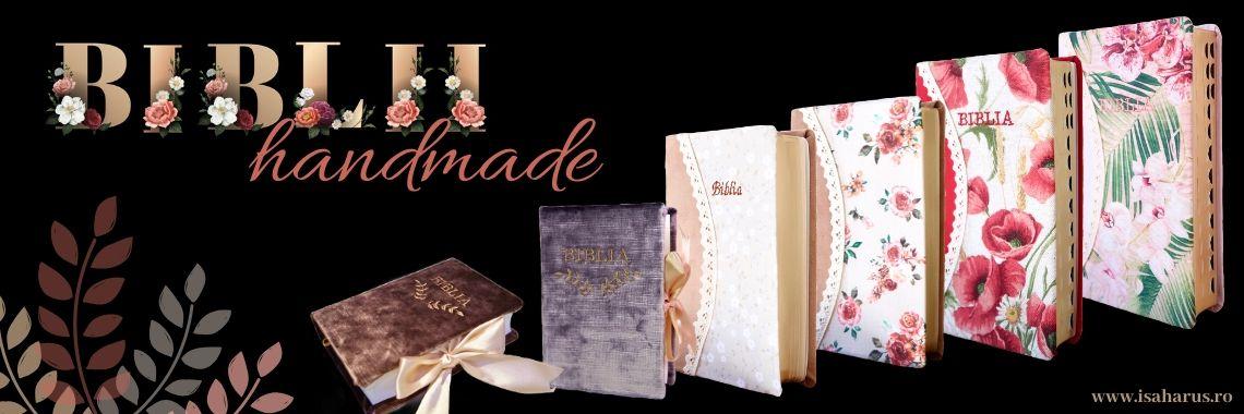 Biblii handmade Isaharus